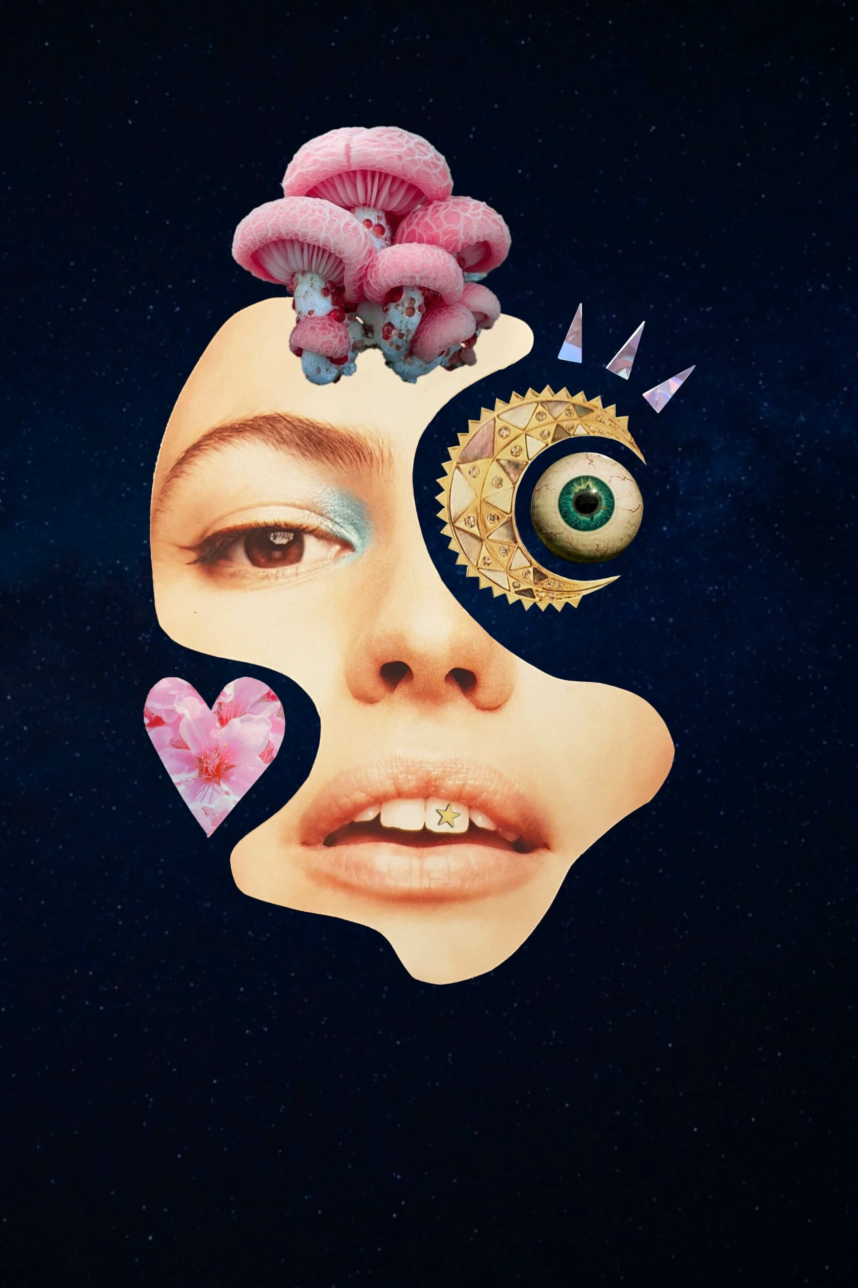 collage art let us pay you to create