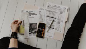 self employed finance