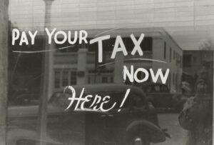 self employed finance tax